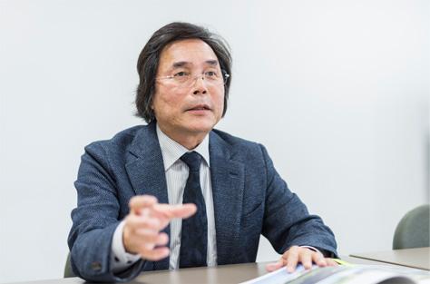 代表取締役副社長 髙橋 祐二郎