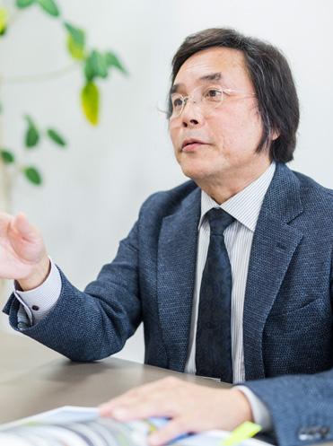 代表取締役副社長 髙橋祐二郎
